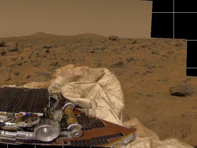 mars pathfinder site Discovery Indicates Mars Was Habitable