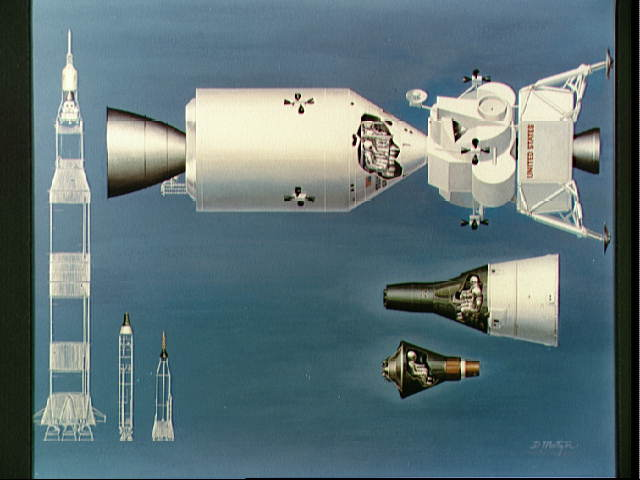 how apollo spacecraft works - photo #4