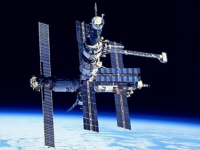 ussr launches mir space station - photo #12